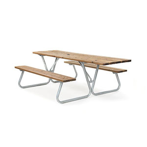 Picknickbord