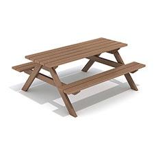 Picknickbord & Parkbord | Bänkbord Träjon
