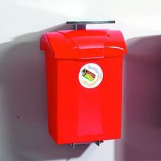 Batterihållare & Batterirör | Batteribehållare 15L i polyeten