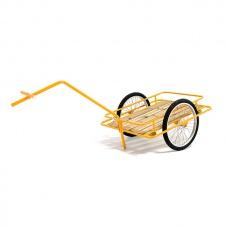 Vagnar & Kärror | Cykelkärra Hobby Inkl fästen