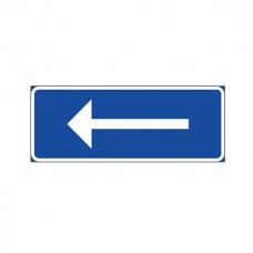Trafikskyltar | Vägmärke Enkelriktad trafik