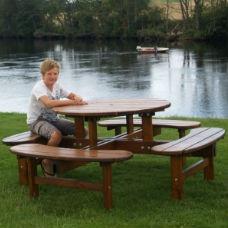 Picknickbord & Parkbord | Rondo Picknickbord