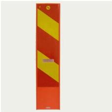 Trafikavstängare | BLF-skärm Vänsterstående