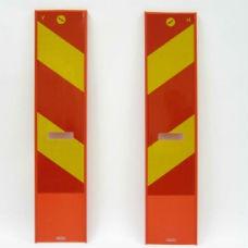 Trafikavstängare | BLF-skärm dubbelsidig höger - vänster