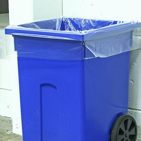 Sopsäckar & Soppåsar | Insatssäck 400 liter till kärl  360-370 L