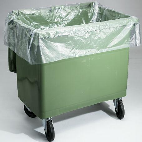 Sopsäckar & Soppåsar | Insatssäck 800 liter till kärl  660-800 L