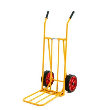 Magasinkärror | Magasinkärra P3 med punkteringsfria hjul