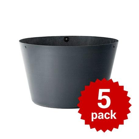Planteringskärl | 5-pack Planteringskärl Happy