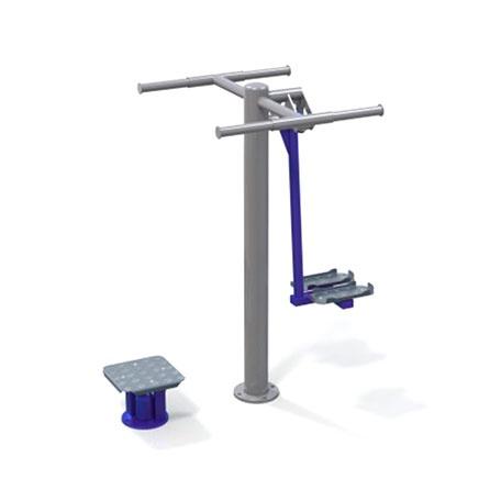 Utegym | Träningsstation Twister Ski Trainer