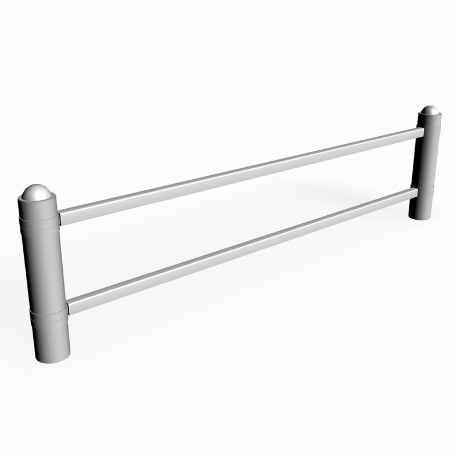 Staket & Räcken | Räcket Ströget 600 mm