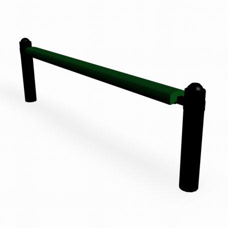 Staket & Räcken | Räcket Ströget enkel 600 mm