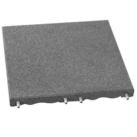 Fallskyddsplattor | Fallskydd grå 30-90 mm