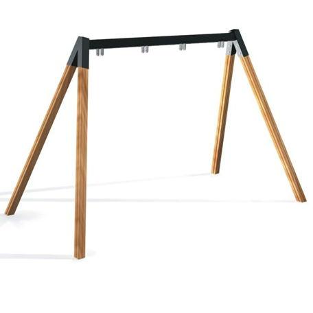 Gungställning | Gungställning Trä 2 platser