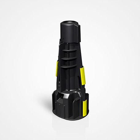 Belysningsstolpar | Plastfundament 108-900 för Belysningsstolpe Streetmast