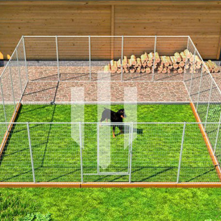 Hundgårdar | Hundgård Fido 36 m2