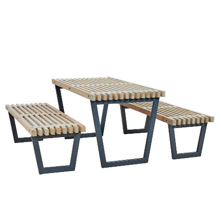 Café & Trädgårdsmöbler | Möbelgrupp Siesta Naturträ