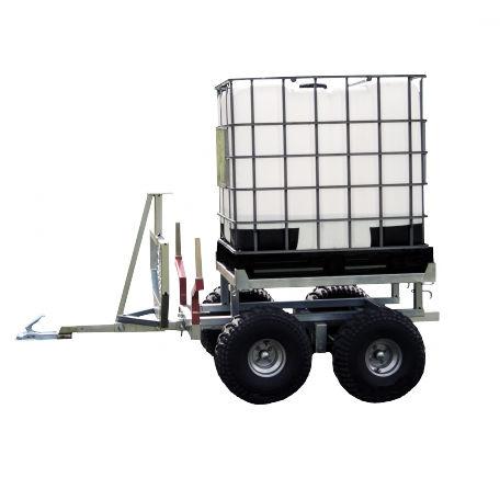 ATV Vagnar & Tillbehör | Kombivagn - Vattenvagn