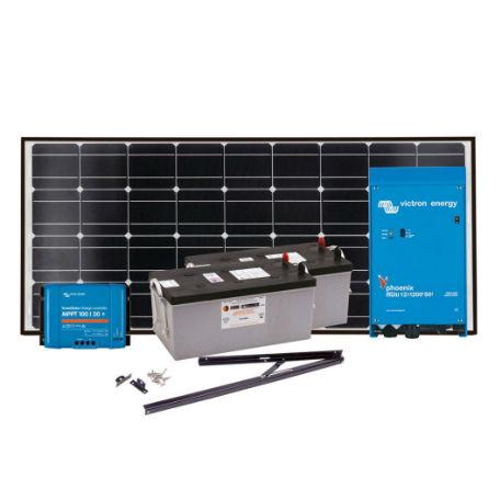 Sol & Vindenergi | Kraftpaket 1200 Plus 24-230V