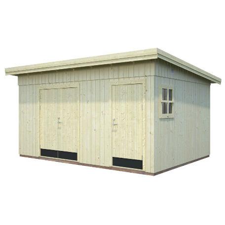 Friggebod & Förråd | Förråd 13,5 m2