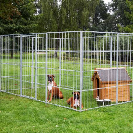 Hundgårdar | Hundgård 240 x 360cm