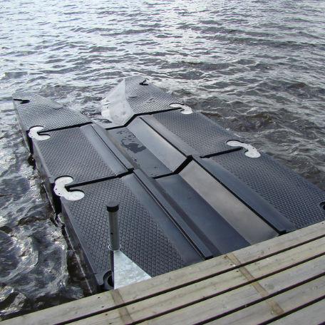 Båtramper & vattenskoterramper  | Vattenskoterbrygga