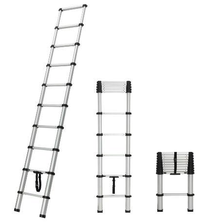 Stegar & Ställningar | Teleskopisk Enkelstege