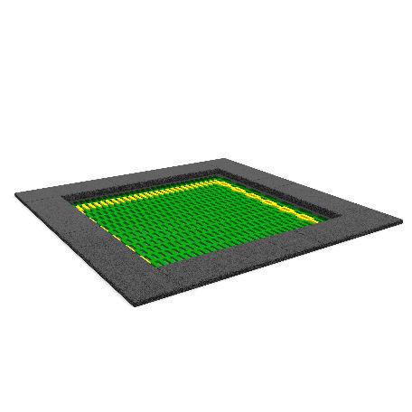 Studsmattor | Trampolin 1,5x1,5m