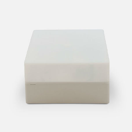 Armaturer | Armatur i polykarbonat, fyrkantig