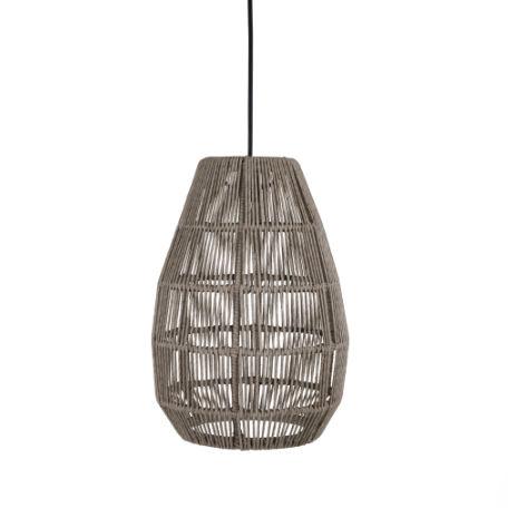 Belysning | Pamir lampskärm Beige Ø37x53