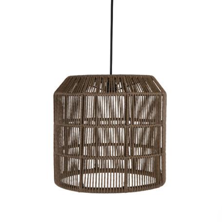 Belysning | Pamir lampskärm Natur Ø44x43