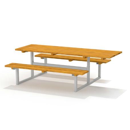 Picknickbord & Parkbord | Bänkbord Idun tillgänglighetsanpassat