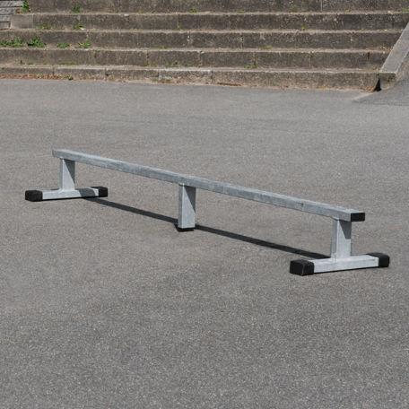 Skateboardramper | Skaterail 183cm