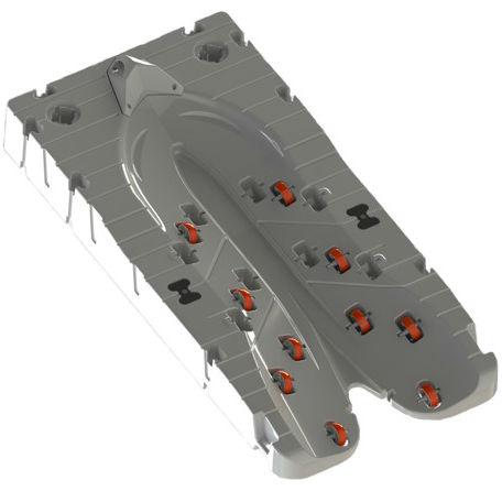 Båtramper & vattenskoterramper  | Jetport Flexi Spark - 305 cm