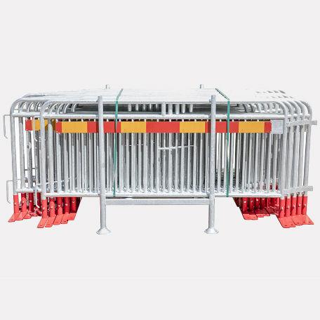 Kravallstaket | 25 st. kravallstaket inkl. transportpall - Truck edition