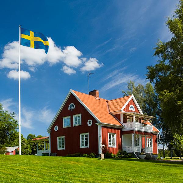 Flaggstänger & Tillbehör | Flaggstång Villa