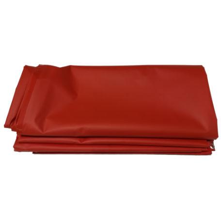 Presenningar | Presenning 530 g/m2 - Röd