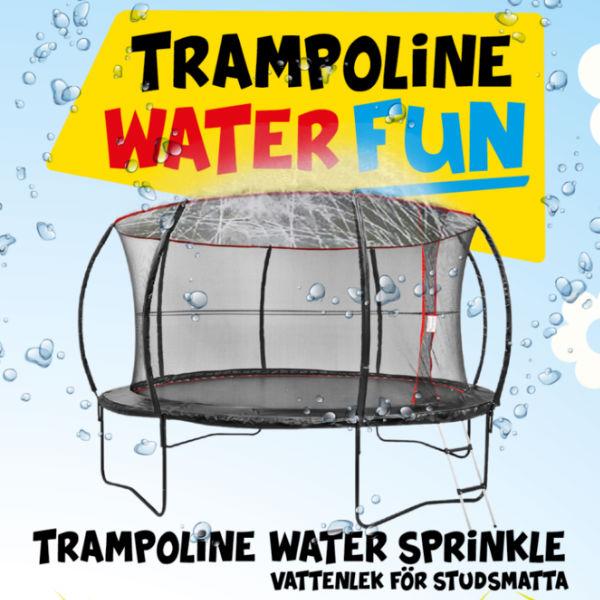 Studsmattor | Vattenspridare till Studsmatta WaterFun