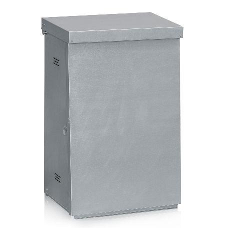 Säckhållare | Säckhållare 125 L i Galvaniserad Plåt