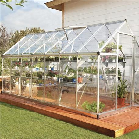 Växthus | Växthus 7,6 m2, Nature Harmony