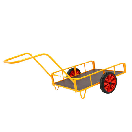 Dragkärror | Hörby bruk Paketkärra 200 kg punkteringsfria hjul