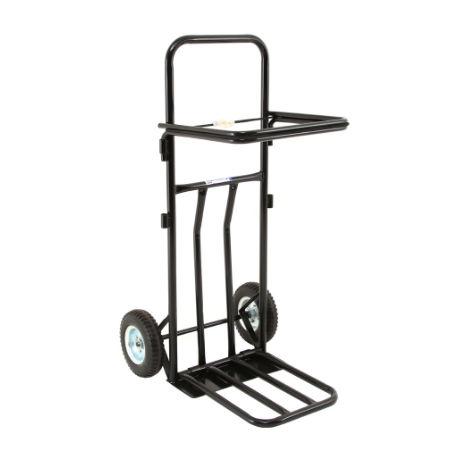 Magasinkärror | Trädgårdskärra med punkteringsfria hjul