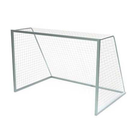 Fotbollsmål   Skolgårdsmål i stål 240 x 160 cm