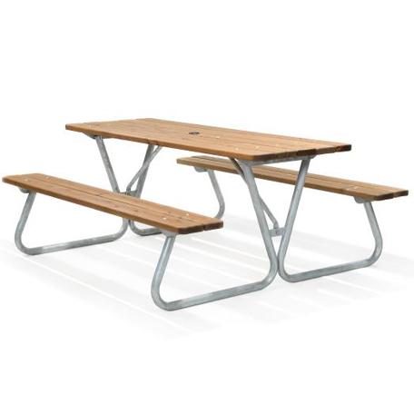 Picknickbord & Parkbord | Bänkbord Linnea