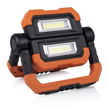 Arbetsbelysning | LED-arbetslampa Butterfly laddningsbar 1000lm