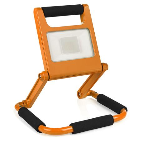Arbetsbelysning | LED-arbetslampa hopfällbar och laddningsbar 600lm