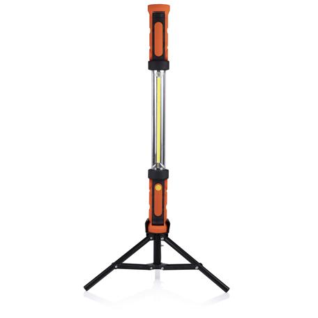 Arbetsbelysning | LED-arbetslampa 360 laddningsbar 1000 lm