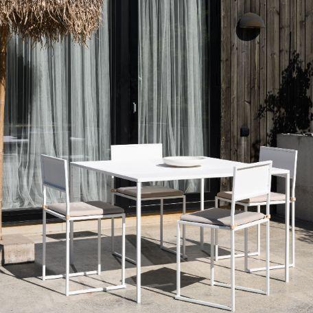 Café & Trädgårdsmöbler   Design of Dining M Set 4
