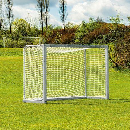Fotbollsmål   Skolgårdsmål i stål 180 x 120 cm