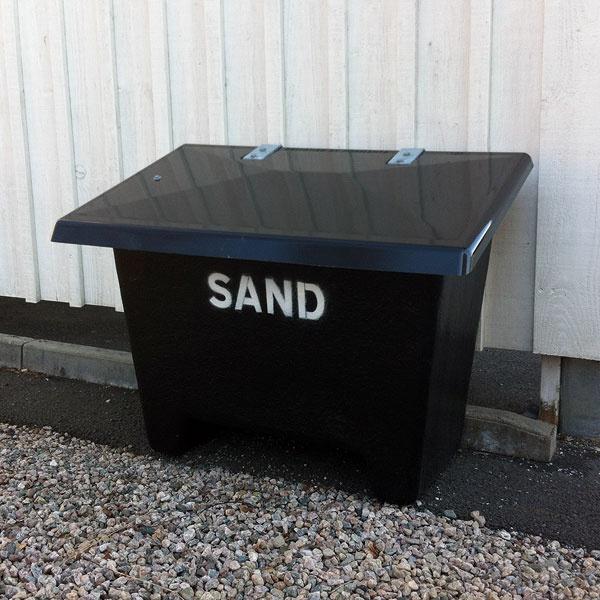 Sandbehållare | Sandbehållare 550L 5-pack
