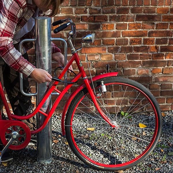 Cykelpollare | Cykelställ Guard